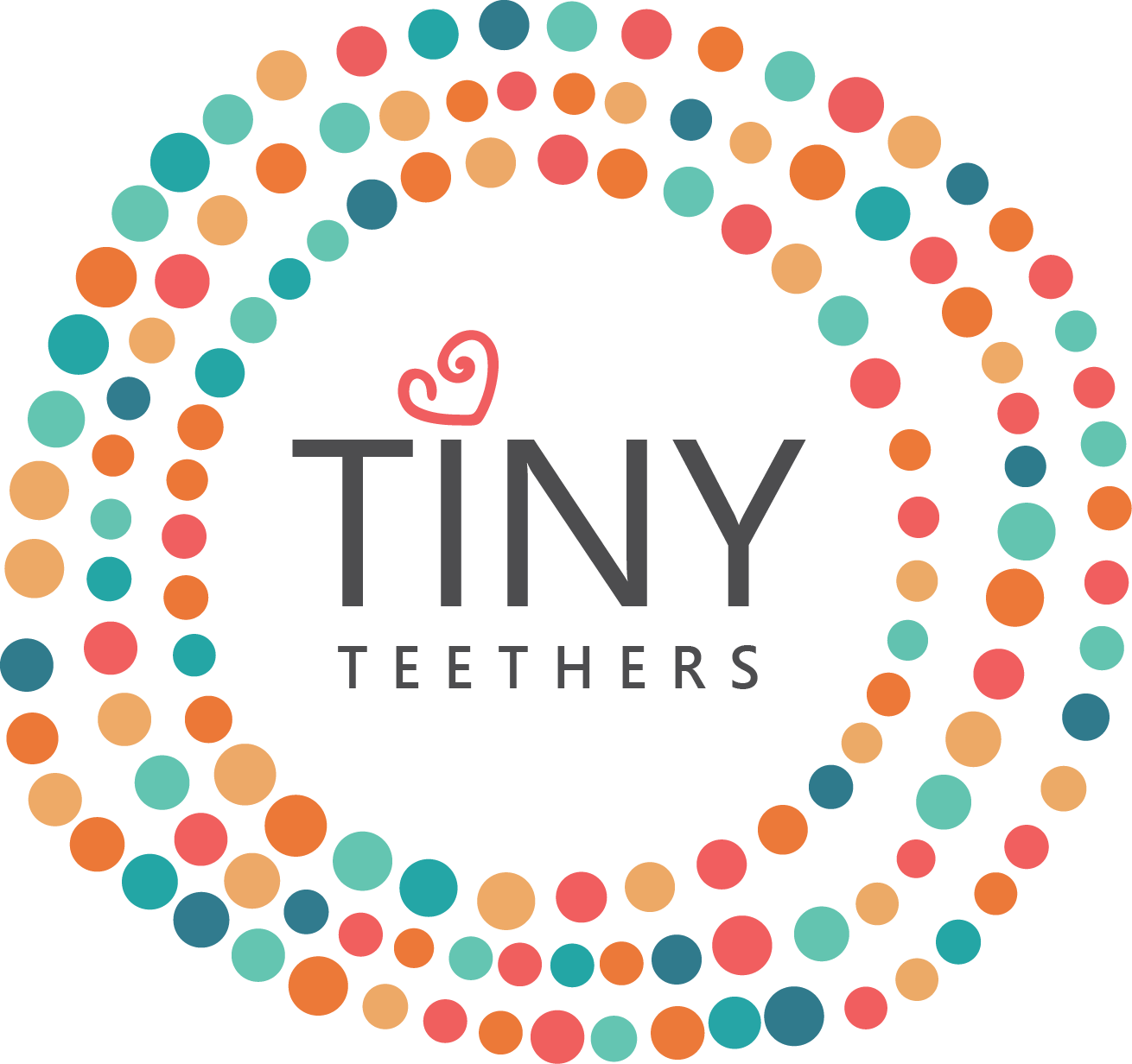 Tiny Teethers logo - myceo.ca business coaches client